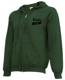 Hamlin Middle School  Zip-up Hoodies