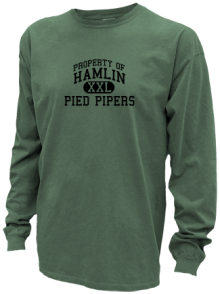 Hamlin Middle School  Pigment Dyed Shirts