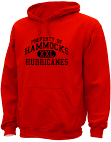 Hammocks Middle School  Hoodies