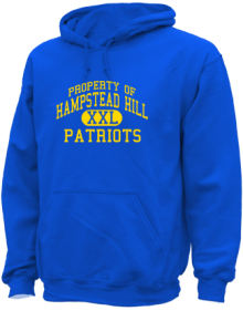 Hampstead Hill Elementary School #47  Hoodies