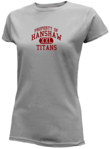 Hanshaw Middle School  Slimfit T-Shirts