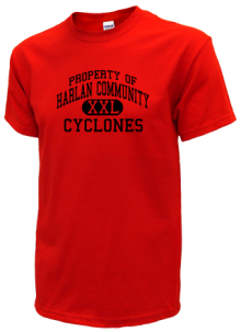 Harlan Community Middle School  T-Shirts