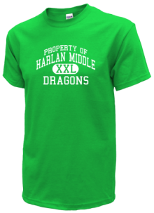 Harlan Middle School  T-Shirts
