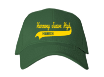 Harmony Junior High School Baseball Caps