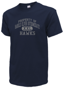 Harold Oliver Intermediate School  T-Shirts