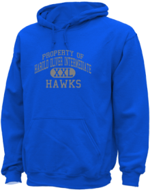 Harold Oliver Intermediate School  Hoodies