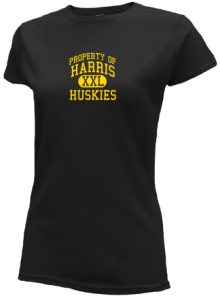 Harris Intermediate School  Slimfit T-Shirts