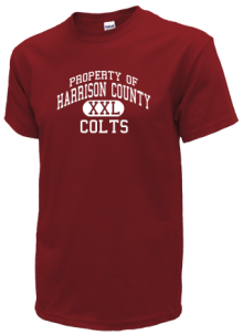 Harrison County Middle School  T-Shirts