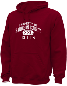 Harrison County Middle School  Hoodies