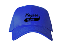 Haynes Middle School  Baseball Caps