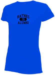Haynes Middle School  Slimfit T-Shirts