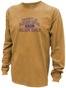 Hazelwood Central Middle School  Pigment Dyed Shirts
