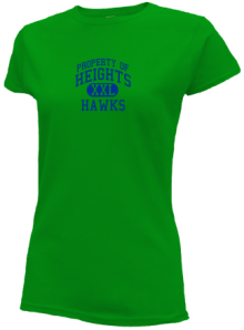 Heights Elementary School  Slimfit T-Shirts