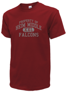 Heim Middle School  T-Shirts