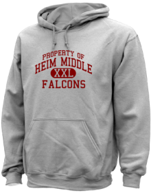 Heim Middle School  Hoodies