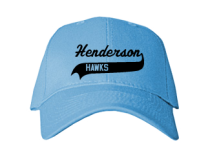 Henderson Middle School  Baseball Caps