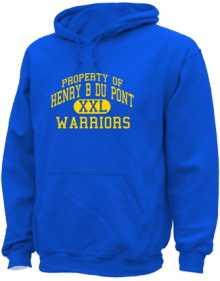 Henry B Du Pont Middle School  Hoodies