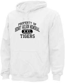 Henry Wilson Memorial School  Hoodies