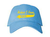 Herbert C Green School  Baseball Caps