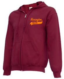 Herington Middle School  Zip-up Hoodies