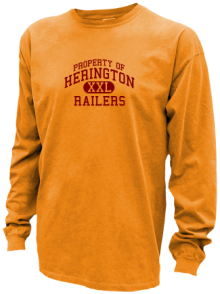 Herington Middle School  Pigment Dyed Shirts