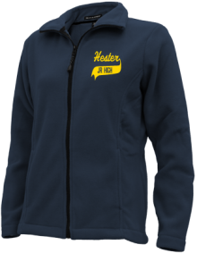 Hester Junior High School Ladies Jackets