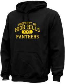 High Hills Elementary School  Hoodies