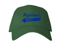 Highland Middle School  Baseball Caps