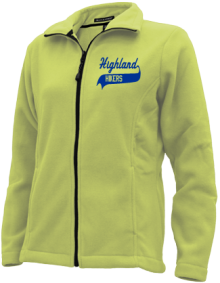 Highland Middle School  Ladies Jackets