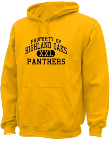 Highland Oaks Middle School  Hoodies