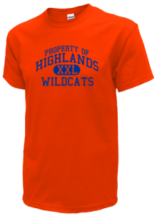 Highlands Middle School  T-Shirts