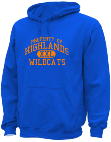 Highlands Middle School  Hoodies