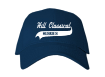 Hill Classical Middle School  Baseball Caps