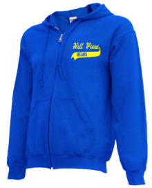 Hill View Elementary School  Zip-up Hoodies
