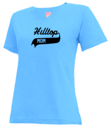 Hilltop Middle School  V-neck Shirts