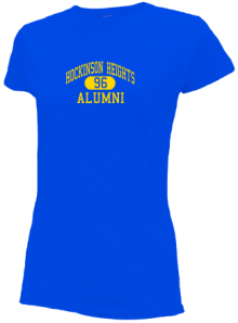 Hockinson Heights Primary School  Slimfit T-Shirts