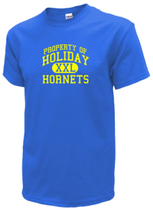 Holiday Elementary School  T-Shirts