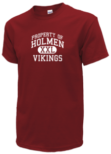 Holmen Middle School  T-Shirts