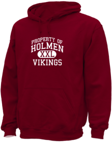 Holmen Middle School  Hoodies