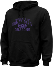 Homer Davis Elementary School  Hoodies