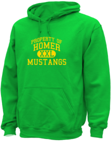 Homer Junior High School Hoodies