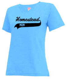 Homestead Elementary School  V-neck Shirts