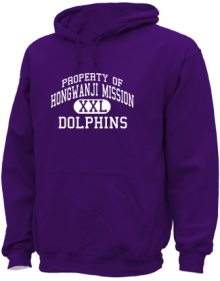 Hongwanji Mission School  Hoodies