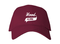 Hood Junior High School Baseball Caps