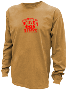 Hoover Junior High School Pigment Dyed Shirts