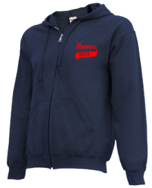 Hoover Middle School  Zip-up Hoodies