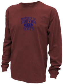 Hoover Middle School  Pigment Dyed Shirts