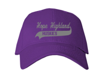 Hope Highland Elementary School  Baseball Caps