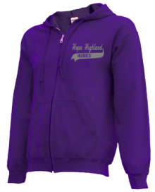 Hope Highland Elementary School  Zip-up Hoodies