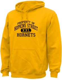 Hopkins Street Elementary School  Hoodies